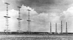 Radar usado por G.B durante la 2da Guerra Mundial